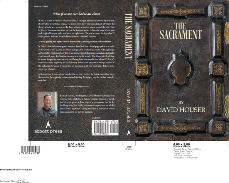 The Sacrement by David Houser